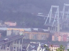 """Genova, Ing. Brencich: """"il ponte Morandi è stato progettato male"""" GUARDA IL VIDEO"""
