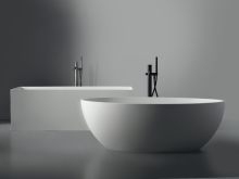 Grandform presenta le nuove vasche free standing Stone